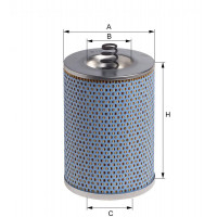 E174HD11 HENGST OIL FILTER - MERCEDES LP