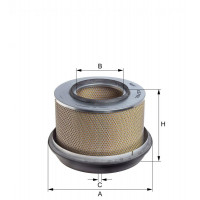 E276L HENGST AIR FILTER - MERCEDES LP