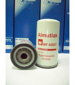 MF02027 Carton Of 10 Pieces ALMUTLAK Fuel Filter