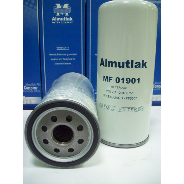 MF01901 Carton Of 10 Pieces ALMUTLAK Fuel Filter