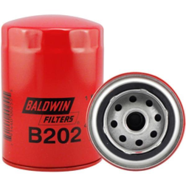 B202 Baldwin Heavy Duty Full-Flow Lube Spin-on