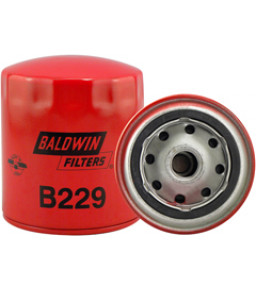 B229 Baldwin Heavy Duty Full-Flow Lube Spin-on