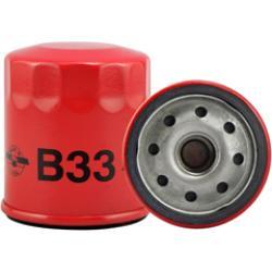 B33 Baldwin Heavy Duty Full-Flow Lube Spin-on