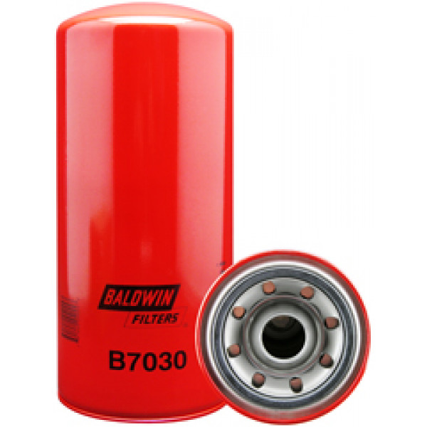B7030 Baldwin Heavy Duty Full-Flow Lube Spin-on
