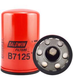 B7125 Baldwin Heavy Duty Full-Flow Lube Spin-on