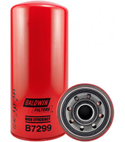 B7299 Baldwin Heavy Duty High Efficiency Lube Spin-on