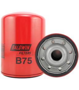 B75 Baldwin Heavy Duty Full-Flow Lube Spin-on