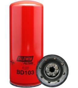 BD103 Baldwin Heavy Duty Dual-Flow Lube Spin-on