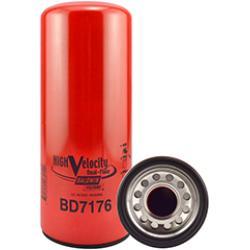 BD7176 Baldwin Heavy Duty High Velocity Dual-Flow Lube Spin-on