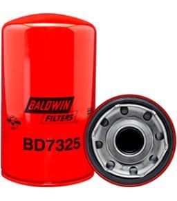 BD7325 Baldwin Heavy Duty Dual-Flow Lube Spin-on