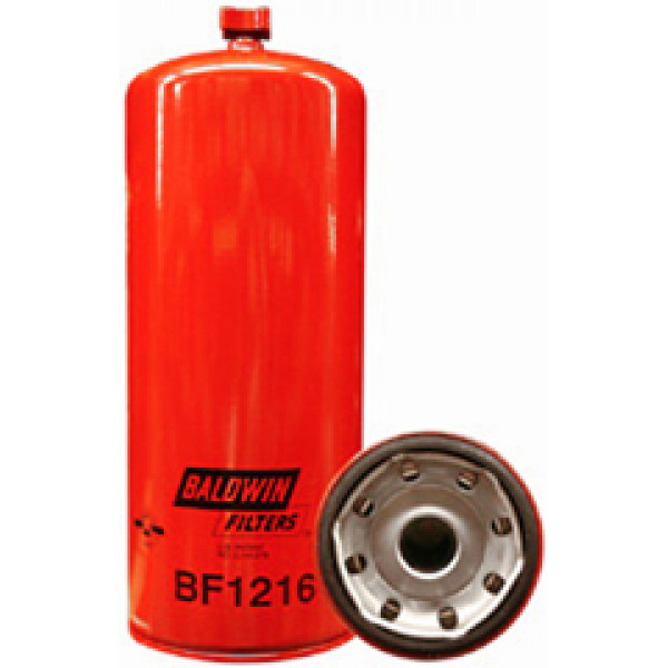 BF1216 Baldwin Heavy Duty Fuel/Water Separator Spin-on with Drain