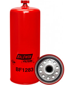 BF1283 Baldwin Heavy Duty Fuel/Water Separator Spin-on with Drain