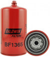 BF1365 Baldwin Heavy Duty Fuel/Water Separator Spin-on with Drain