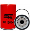 BF1366-O Baldwin Heavy Duty Fuel/Water Separator Spin-on with Open Port for Bowl