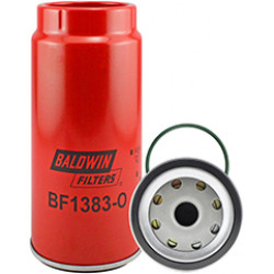 BF1383-O Baldwin Heavy Duty Fuel/Water Separator Spin-on with Open Port for Bowl