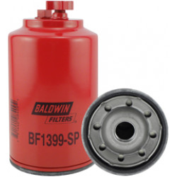 BF1399-SP Baldwin Heavy Duty Fuel/Water Separator Spin-on with Drain and Sensor Port