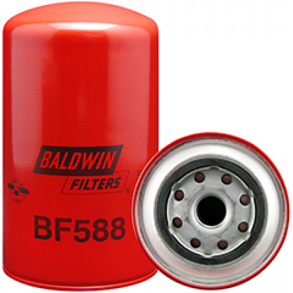 BF588 Baldwin Heavy Duty Secondary Fuel Spin-on