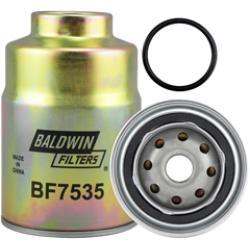 BF7535 Baldwin Heavy Duty FWS Spin-on with Threaded Port