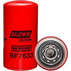 BF7633 Baldwin Heavy Duty High Efficiency Fuel Spin-on