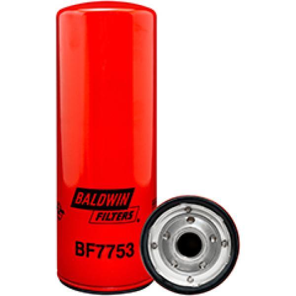 BF7753 Baldwin Heavy Duty High Efficiency Fuel Spin-on