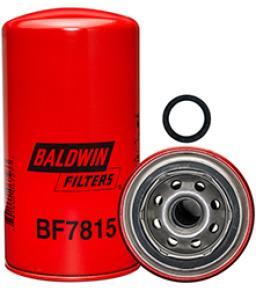 BF7815 Baldwin Heavy Duty High Efficiency Fuel Spin-on
