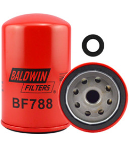 BF788 Baldwin Heavy Duty Secondary Fuel Spin-on