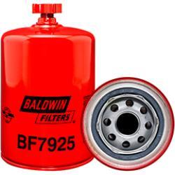 BF7925 Baldwin Heavy Duty Fuel/Water Separator Spin-on
