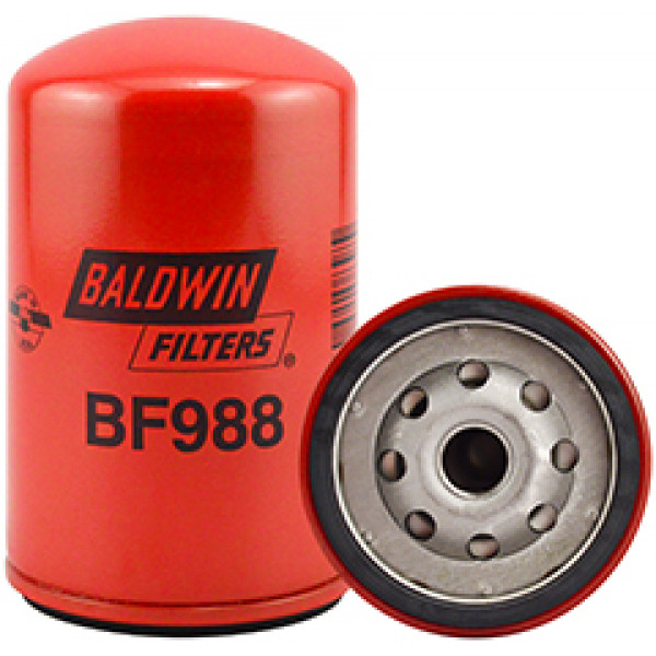 BF988 Baldwin Heavy Duty Fuel Spin-on