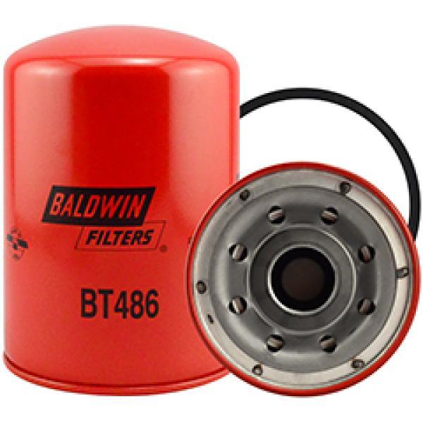 BT486 Baldwin Heavy Duty Full-Flow Lube Spin-on