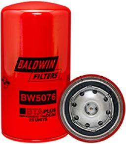 BW5076 Baldwin Heavy Duty Coolant Spin-on with BTA PLUS Formula