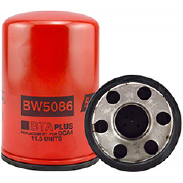 BW5086 Baldwin Heavy Duty Coolant Spin-on with BTA PLUS Formula