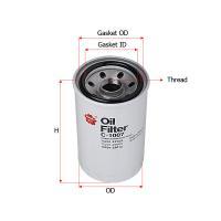C1007 Sakura Filter Oil