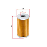 F5210 Sakura Filter Fuel