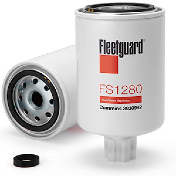 FS1280 Fleetguard Fuel/Water Sep Spin-On