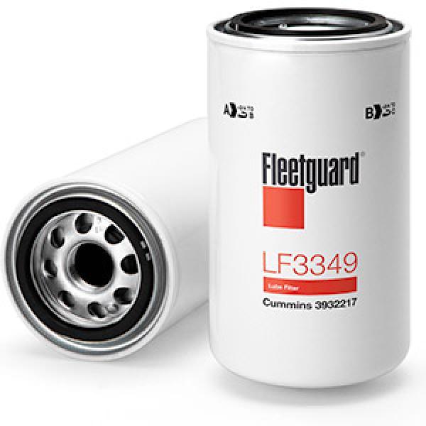 LF3349 Fleetguard Lube, Full-Flow Spin-On