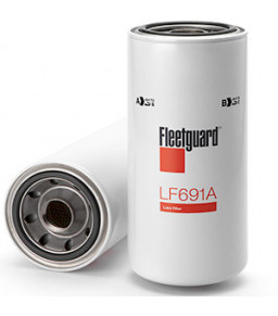 LF691A Fleetguard Lube, Full-Flow Spin-On
