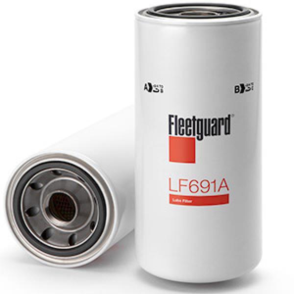 LF691A Fleetguard Lube, Full-Flow Spin-On