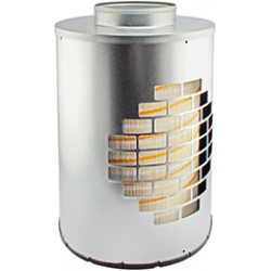 PA2875 Baldwin Heavy Duty Replacement for Ecolite Air Element in Disposable Housing