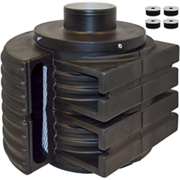 PA5302 Baldwin Heavy Duty Air Element in Disposable Housing