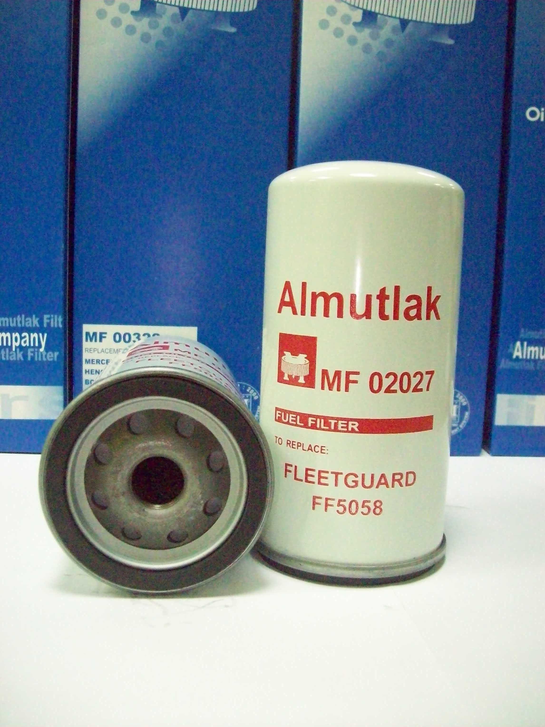 MF02027 Carton Of 10 Pieces ALMUTLAK Fuel Filter