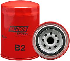 B2 Baldwin Heavy Duty Full-Flow Lube Spin-on