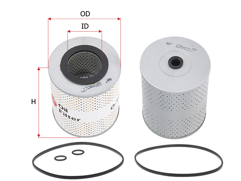 O1012 Sakura Filter Oil