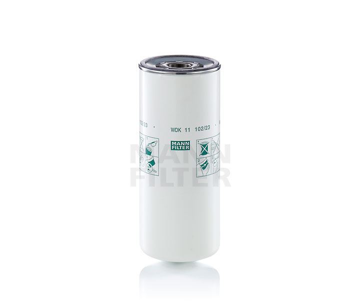 WDK11102/23 Mann Fuel Filter Spin On